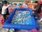 石家庄充气水池沙池