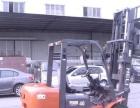 包邮包用2吨前移式叉车二手蓄电池叉车 二手叉车购买 包用