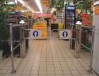 超市进出口器 超市出入口感应门 超市智能感应门 单向感应门