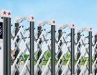 中山铝合金伸缩门安装 龙源电动门厂家直销 直线门