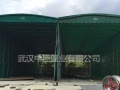 钢结构雨棚搭建遮阳篷厂家优质推拉蓬大排档活动雨篷