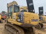 直销潮州二手挖掘机,小松200,240-8和130,360等