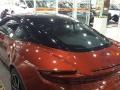 阿斯顿马丁DB11车身施工美国进口强生隐形车衣,