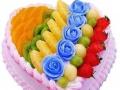 鞍山同城包邮生日蛋糕预订婚礼祝寿蛋糕新鲜现做现送货