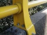 护栏支架价格 桥梁护栏支架 双鸭山城市防撞护栏支架