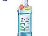 牙博士加配疗牙菌消漱口水500ml/瓶去口臭口腔溃疡牙结石口气清