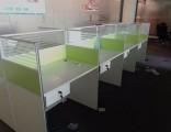 员工卡座工位办公桌椅沙发茶几办公家具