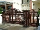 天津安装铝艺大门技术精湛
