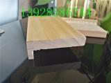 合肥木门线条/合肥7分实木线条/合肥橡胶木门套线/批发大量