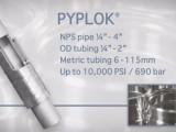 非焊接高压管路系统Pyplok