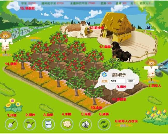 牧场系统 管理系统 会员管理系统开发首选御之谷