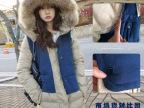 2014新款韩国东大门羽绒服修身女羽绒服 品牌时尚羽绒服外套
