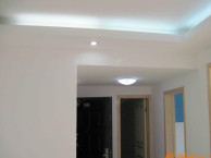 宁波店面房 出租房 办公室装修隔墙 墙面刷白