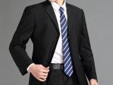 上海现货三粒扣 正品西装男套装 办公制服