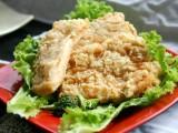 激烈哥炸鸡裹粉起酥油小吃串