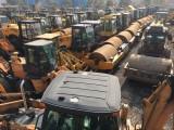 上海二手压路机装载机推土机平地机小挖机叉车抓木机侧翻铲车