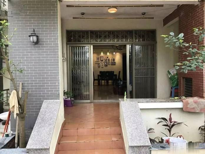 台山碧桂园盈翠苑1楼豪装3房 超大花园 家电齐全