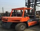 优惠转让1-42吨柴油叉车二手合力10吨叉车丶二手杭州10吨