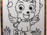 特大金粉画 30*40CM 10色金粉笔 儿童益智DIY玩具 沙