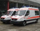 哪里有救护车出租牡丹江安达医疗急救护送队