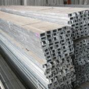 新疆好的槽钢服务商,阿克苏槽钢批发