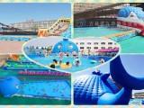 移动造浪池 水上游乐设备 水上乐园设施 人工造浪设备