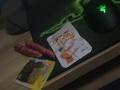 雷蛇黑寡妇幻彩版机械键盘