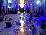 婚庆舞台 T台 S型舞台 圆形舞台