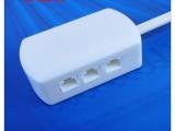 LED筒灯分线盒六孔  JST灯饰连接器  恒流电源6位分流器