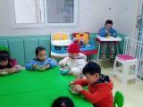 乐山市中区 星星儿托招1至3岁幼儿 托儿班 托儿所 幼儿园