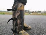 丛林探险的必备产品防蛇护腿/防蛇护套