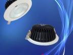厂家供应led天花灯  40w大功率天花筒灯套件  高档筒灯空壳