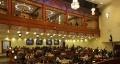 宏济大舞台:专业婚宴酒店,炫丽的舞台,丰富的演出。