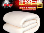 棉絮棉胎厂家直销新疆一级棉花千层有网4斤儿童医用军用被褥批发