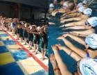 菏泽市游泳健身协会暑假游泳培训班正在进行时