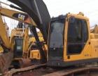 直销进口沃尔沃240中型二手挖掘机 原版漆 手续全 包送 -