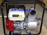 上海赞马4寸本田GX390动力13马力汽油污水泵,排污泵,水泵,