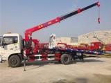 东风天锦6.3吨吊机清障车 厂家直销