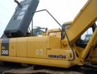二手挖机二手挖土机低价促销 二手挖掘机小松300-7厂家批发
