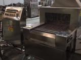 优质节能型网带式电饭锅内胆不锈钢锅快速除油清洗烘干机