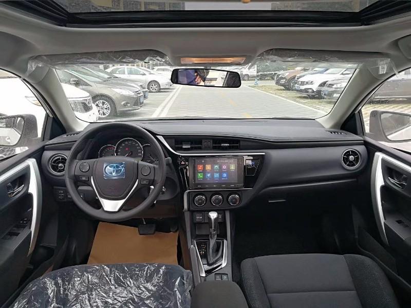 丰田 卡罗拉这车怎么样啊,好不好 一成首付当天提车