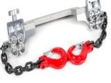 电车线紧固夹具TH-GW 接触线紧固夹具 拧面器夹具配件