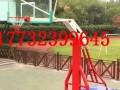 北京体育馆遥控液压篮球架批发商让你的扣篮技术完美展现