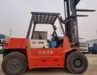 淄博博山个人转让18年3.5吨合力叉车