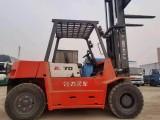 太原杏花岭个人转让18年7吨合力叉车