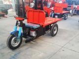 小型平板电动车厂家现货,工程农用48V三轮平板电动车材质优良
