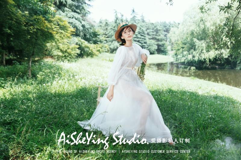 穿婚纱也有小技巧,保证婚礼上美美哒