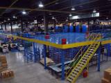 宁波车间钢平台 仓库厂房钢平台 室内钢平台生产定制