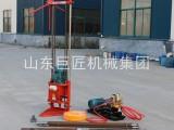 三相電動力取樣鉆機巨匠牌30米淺層地質勘探鉆機