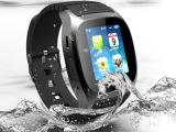 J5 蓝牙智能手表安卓腕表手机登山旅游海拔温度记步器触屏新手表